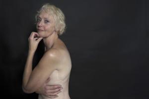 Marijke Bakker voor Vereeuwigd